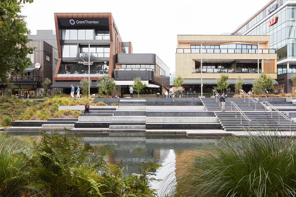 Te Papa ōtakaro Avon River Park City Promenade By Landlab 谷德设计网 In 2020 With Images