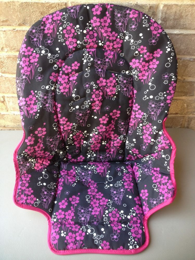 graco high chair cover replacement swing ride seat pad simple switch new ariel girl