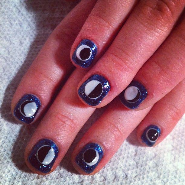 Confused: Intergalactic | Bling Bling Nails | Pinterest | Lunar ...
