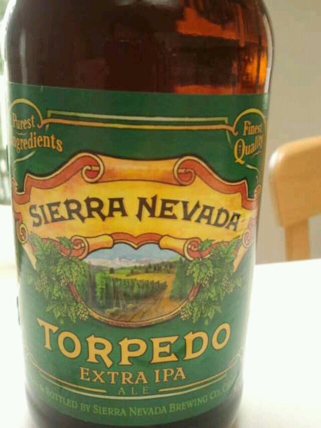 Sierra Nevada Torpedo Extra IPA (7,2%)