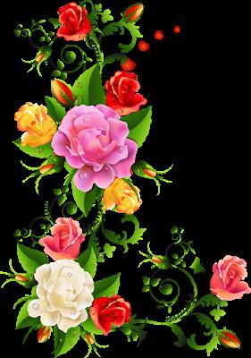 Gifs De Flores Com Fundos Transparentes Flores Png Flowers