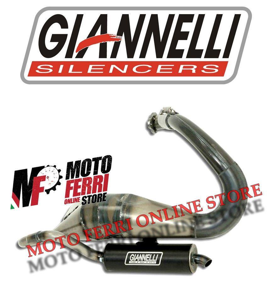 marmitta giannelli racing motore cc 50 75 90 102 115 130 vespa