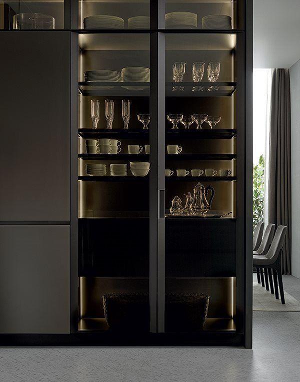 Artex Kitchen By Ru0026D Varenna For Poliform