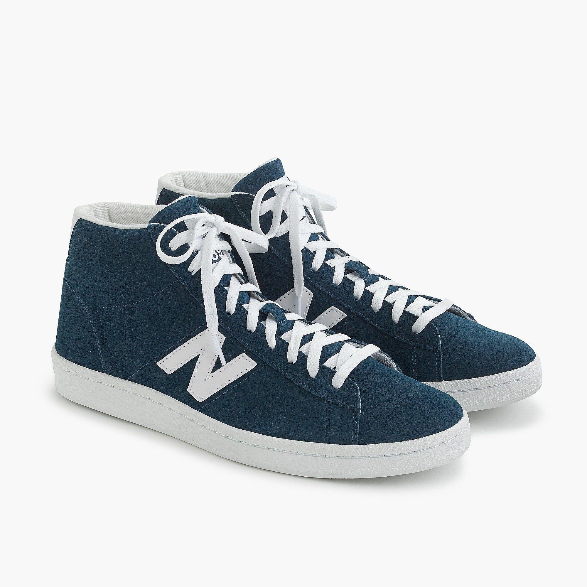 J.Crew 891 High-Top Sneakers