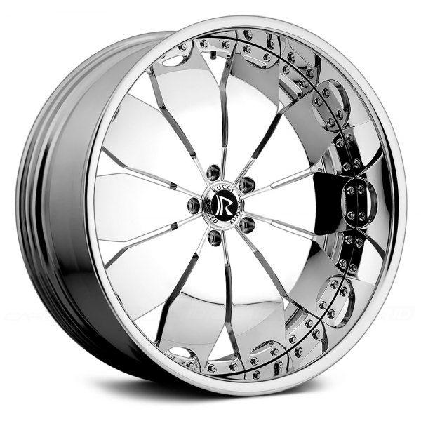 Rucci Grasso Standard 2pc Forging Chrome Custom Wheels Wheel Rims Wheel
