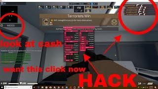 Roblox Cbro Hacks How To Hack Roblox Counter Blox Esp Aimbot Respawn And Inf Money And More 2019 Roblox Hacks Prison Life