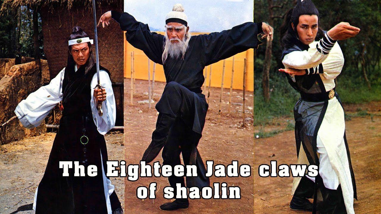 Wu Tang Collection - 18 Jade Arhats aka 18 Jade Claws