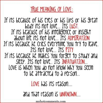 The Meaning Of Love Quotes Unique Meaning Of Love Photo This Photo Was Uploadedsnow13835Find
