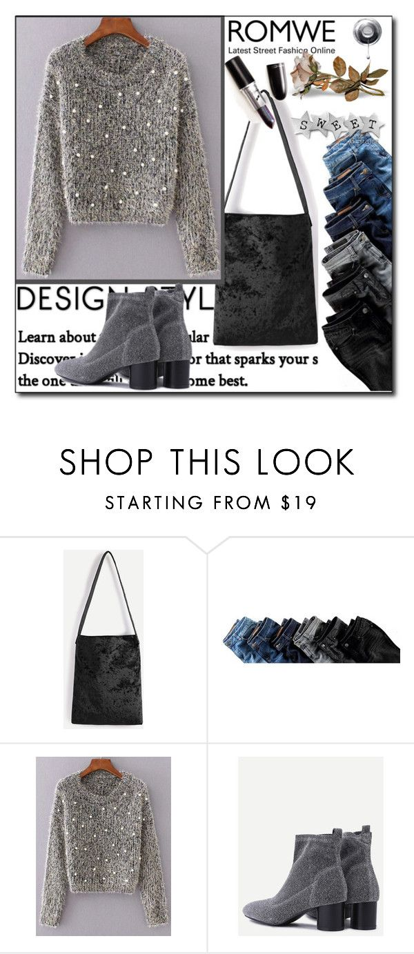 """Romwe 2 / IV"" by emina136 ❤ liked on Polyvore featuring romwe"