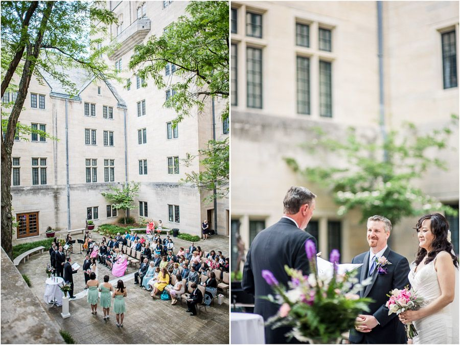 Indiana University Memorial Union S Tree Suites Garden Bloomington Tall Small Photography Luxe Weddingwedding Venueswedding