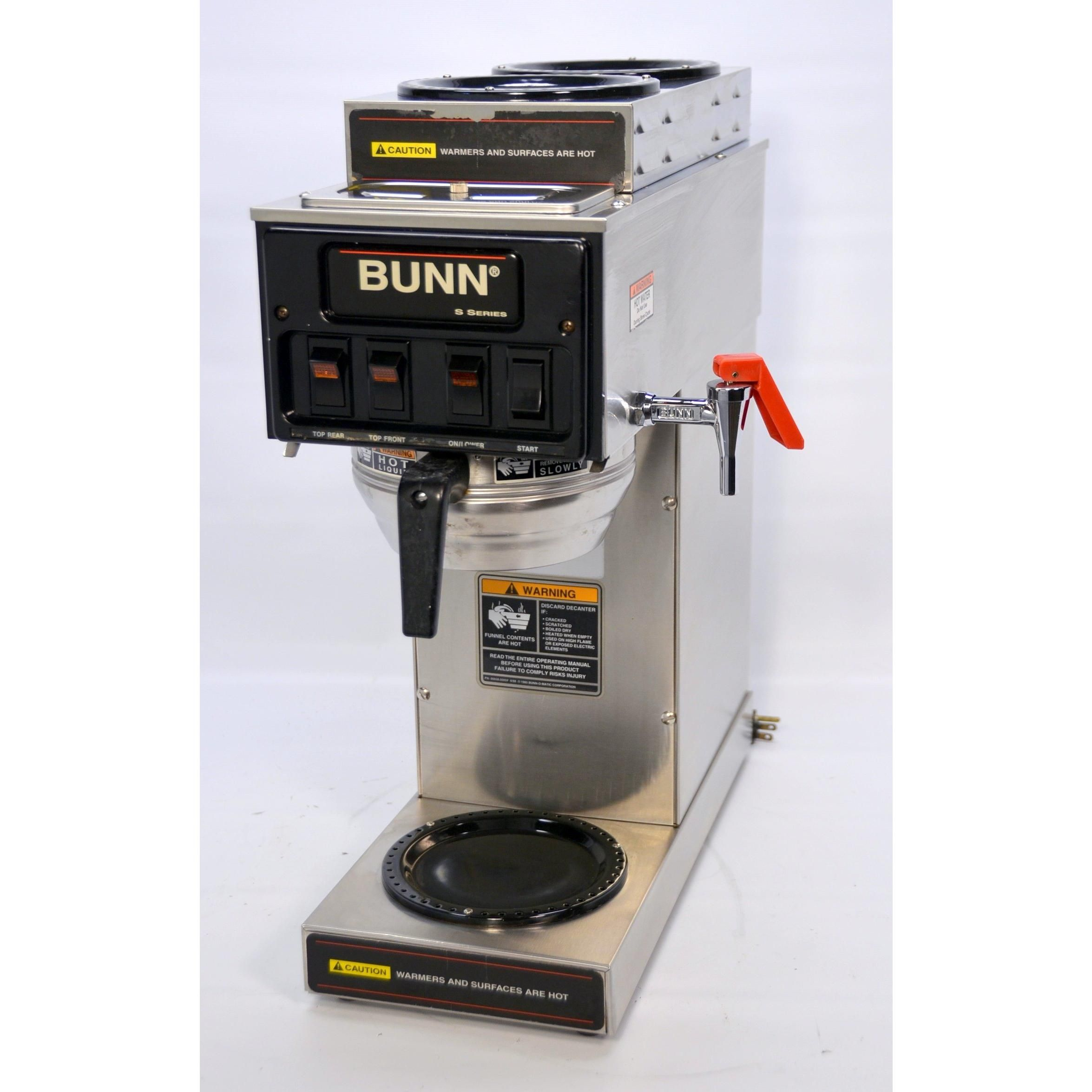 Bunn Stf 20 Coffee Maker Wiring Diagram Schematic Diagrams Commercial Brewer Machine 12 Cup Automatic Parts Breakdown