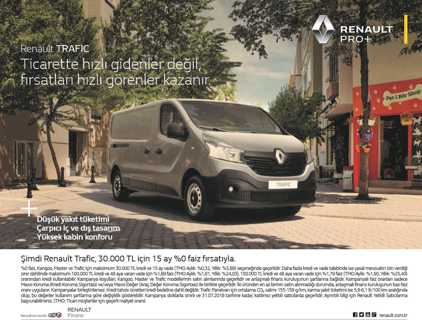 Renault Trafic Ticarette Hizli Gidenler Degil Firsatlari Hizli Gorenler Kazanir Simdi Renault Trafic 30 000 Tl Icin 15 Ay 0 Faiz Firsati Simsek Ford Kamyon