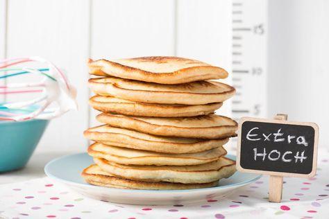 Pfannkuchen mit Eischnee-Rezept
