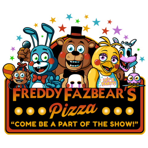 Freddy Fazbears Pizza 2 Imp Main Png Five Nights At Freddy S Freddy Fazbear Freddy
