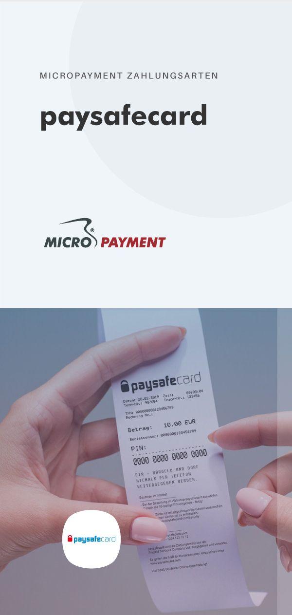 Bezahlen Paysafecard