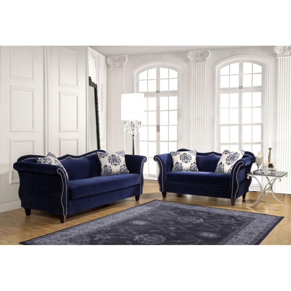 Royal Blue Living Room royal blue white and grey living room great ...