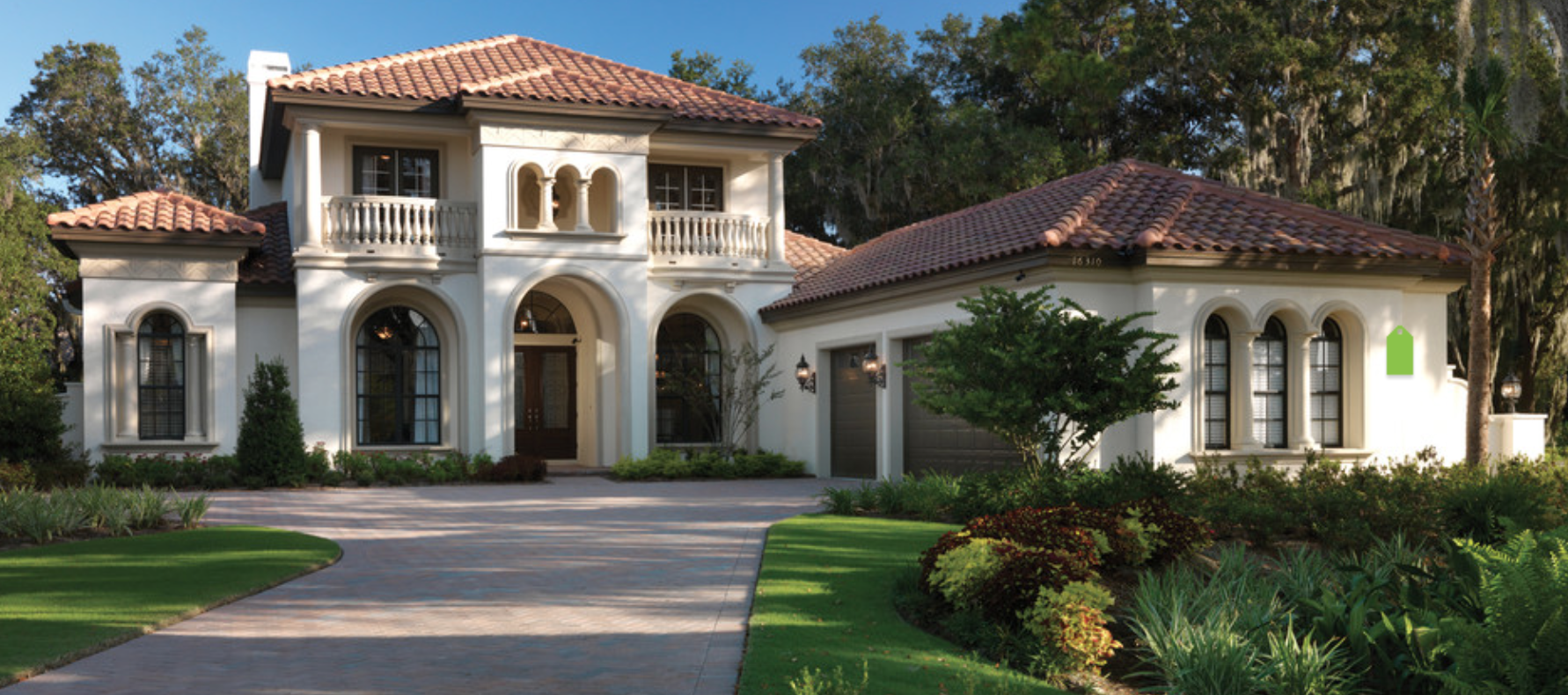 Exterior Color: Sherwin Williams SW 7558 Medici Ivory Trim Color: SW 2822  Downing Sand