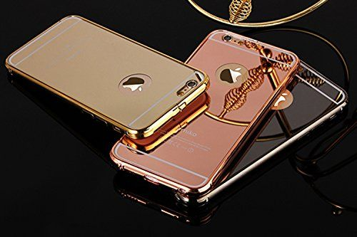 Robot Check Iphone Cases Iphone 6 Plus Rose Gold Mirror