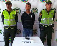 Noticias de Cúcuta: La Policía Nacional capturó a un hombre transporta...