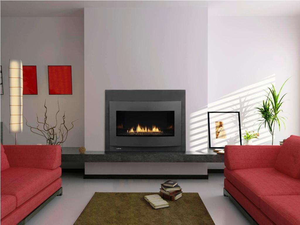 Amazing Mid Century Modern Gas Fireplace 45 About Remodel With Mid Centu Contemporary Gas Fireplace Contemporary Fireplace Designs Modern Gas Fireplace Inserts