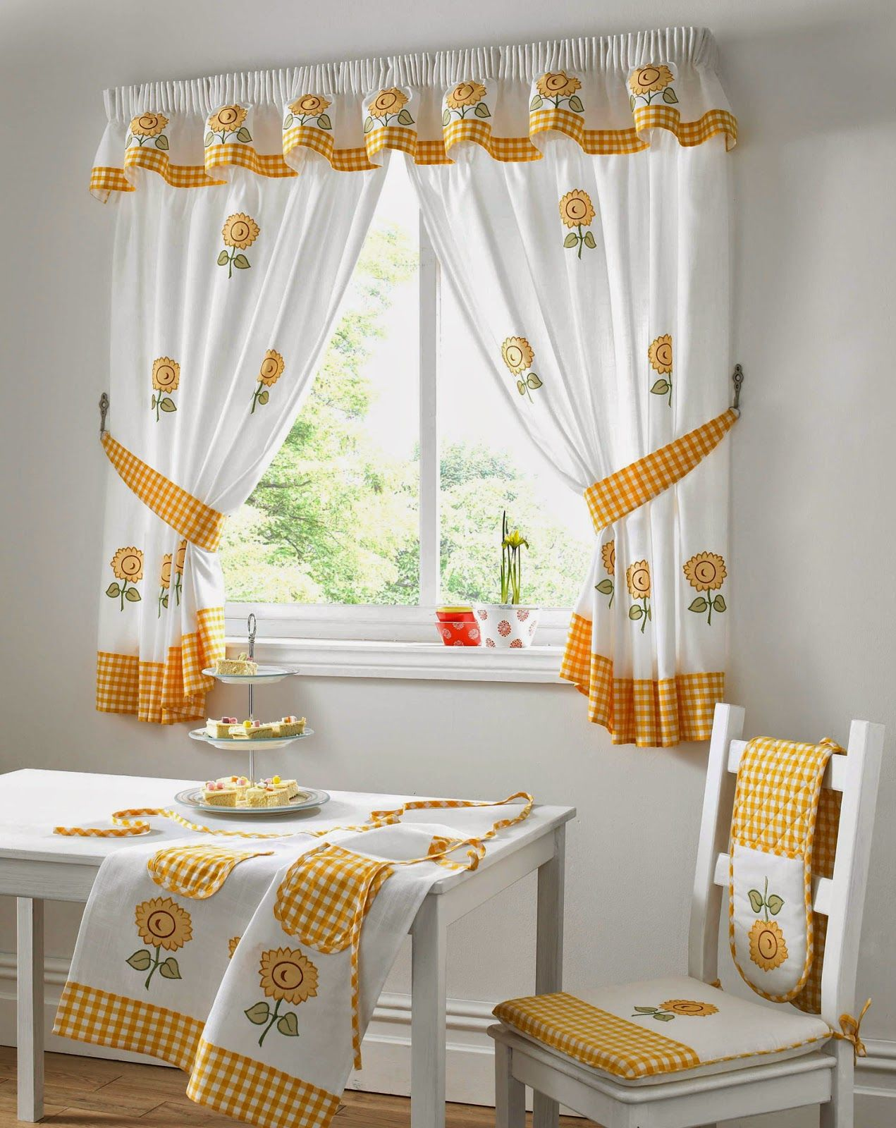 Kitchen Curtains Drapes Panels Chef