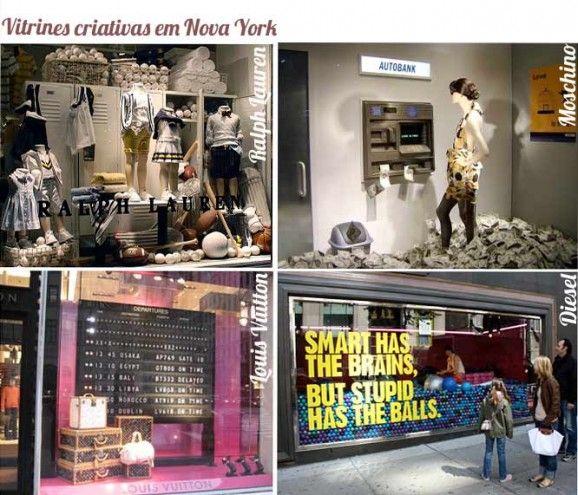 O poder de uma vitrine - Fashionismo
