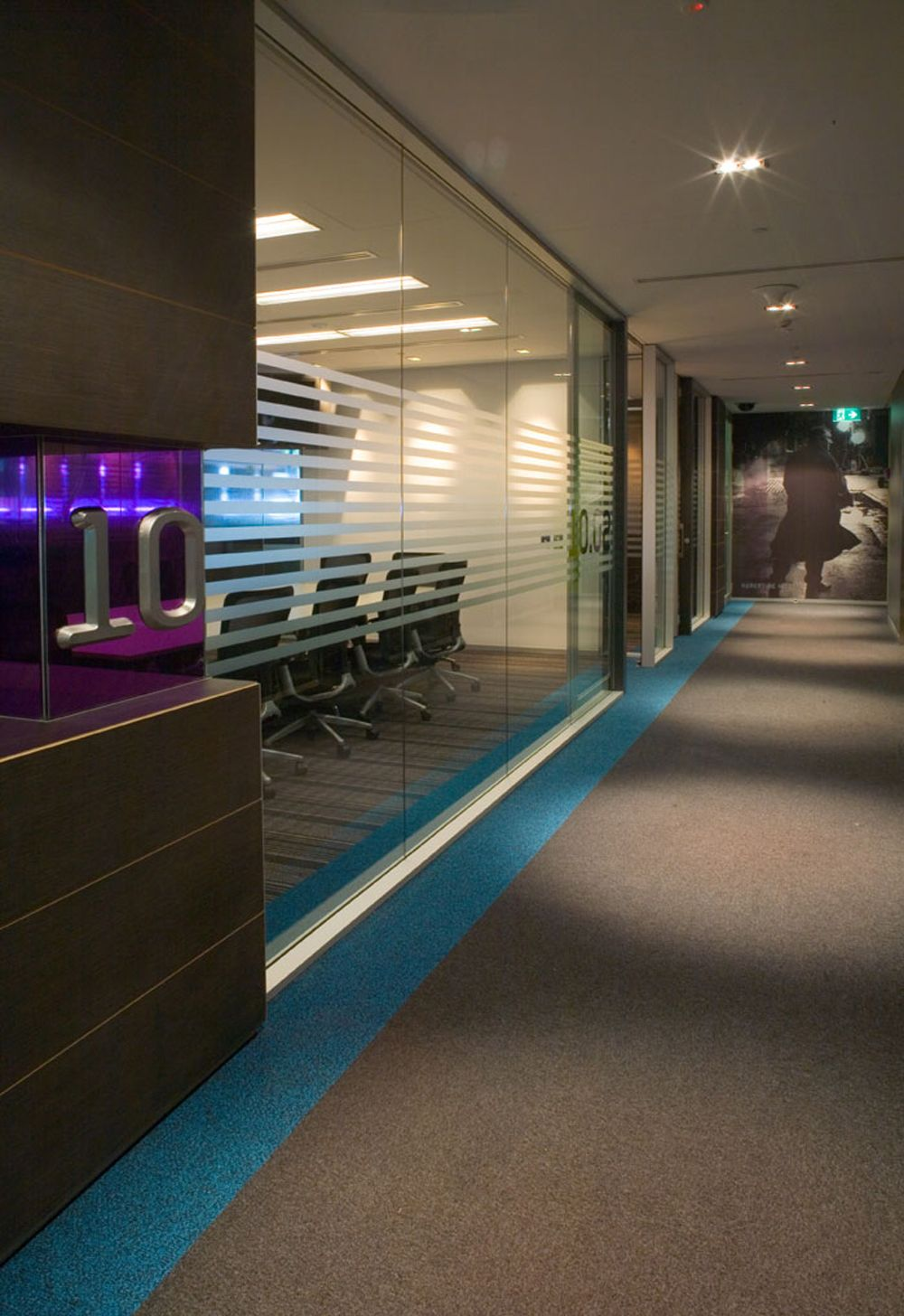 American Express Headquaters Sydney Designed By Geyer S Interior