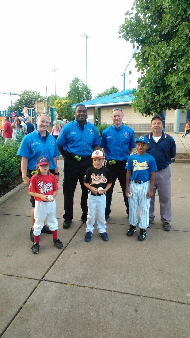 Murfreesboro Fire And Rescue S Ladder Number 6 Attended The 9th Annual Award Ceremony For Optimist Lit Best Baseball Games Little League Little League Baseball