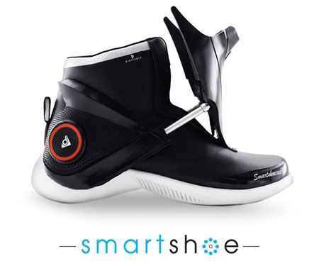 These Digitsole Smart Shoes Are The