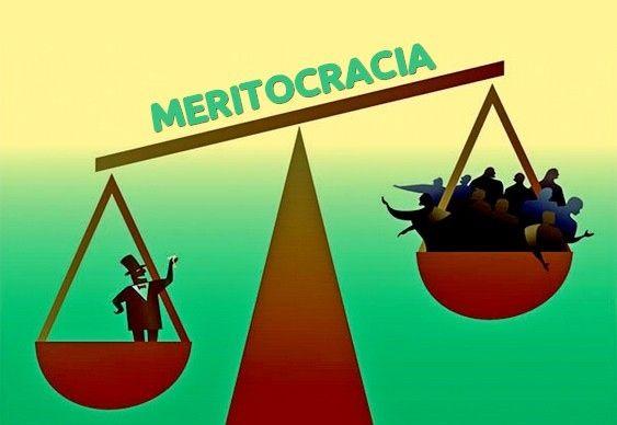 Melhor desconstrução da meritocracia que já vi.