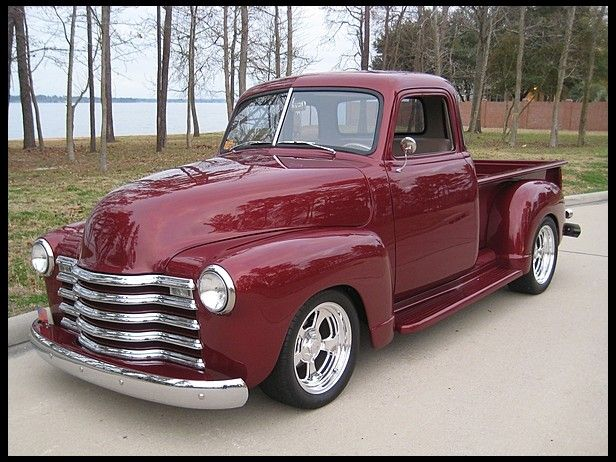 1951 Chevrolet 3100 5 Window Pickup For Sale By Mecum Auction Year