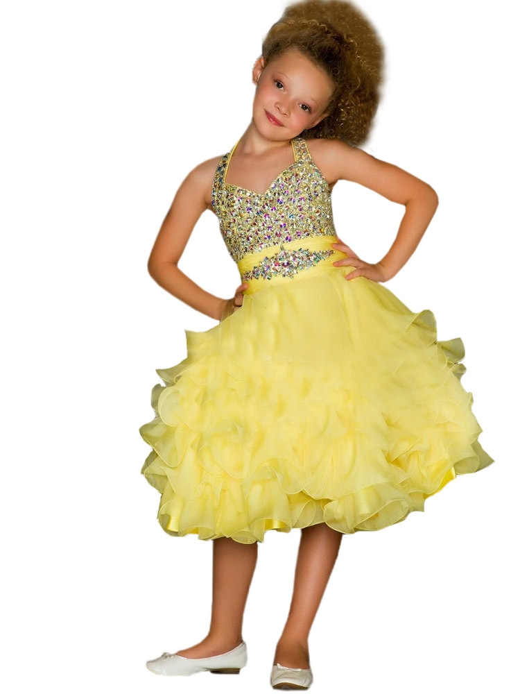 69.52$  Watch here - http://alindf.worldwells.pw/go.php?t=32444489707 -  Flower Girl Dresses Tank Strap And Beaded Bodice Pageant Dress Beaded Spaghetti Bacless Back Dress by Isabella Couture