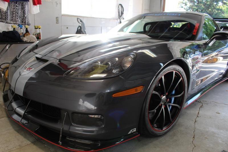 2010 Chevy Corvette ZR1 2010 Corvette Coupe For Sale San