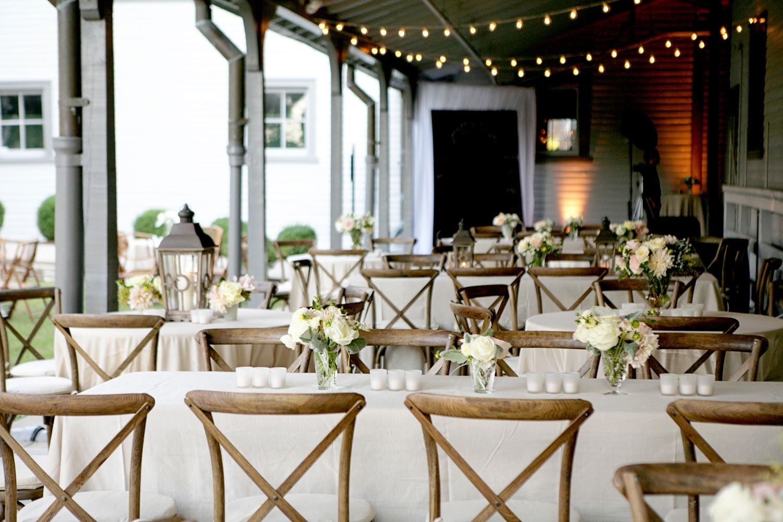 Wedding Reception At Belle Meade Plantation