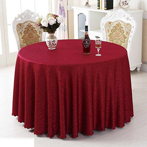 Hotel Tablecloth,[european Cloth], Restaurant Table Cloth , Living Room Table  Cloth,round Table Cloth D