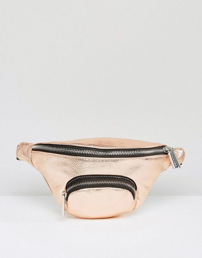 Skinnydip Rose Gold Fanny Pack   Want It. Need It.   Fanny Pack ... 440e8d0c693