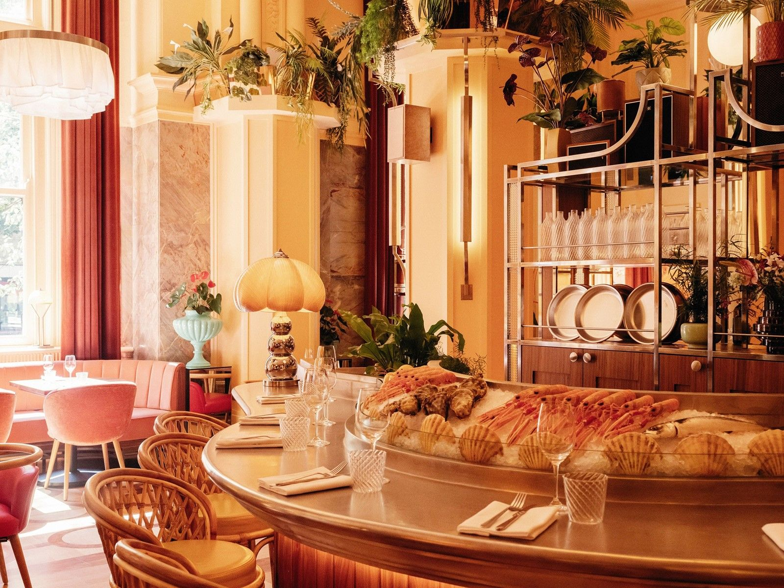 Restaurant Interiors London restaurants, Best