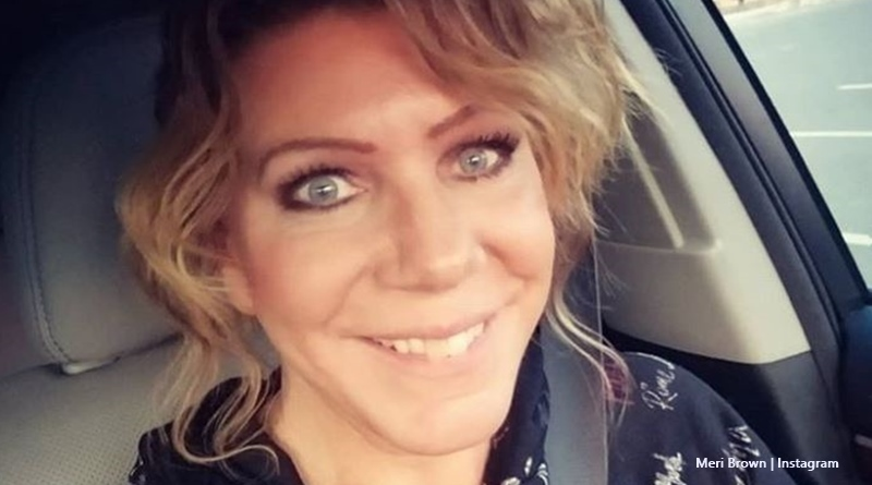 Sister Wives Meri Brown Cozies Up To Guy On Instagram That Isn T Kody Sister Wives Sister Wife Wife