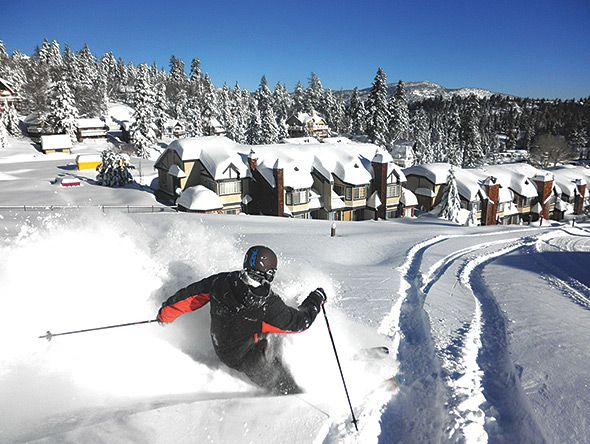 San Diego To Big Bear >> 52 Weekend Getaways Weekend Getaways Best Ski Resorts