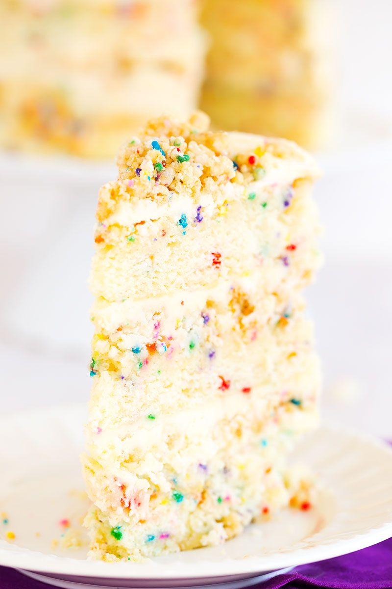 Wondrous Momofuku Birthday Cake Recipe With Images Milk Bar Birthday Funny Birthday Cards Online Fluifree Goldxyz