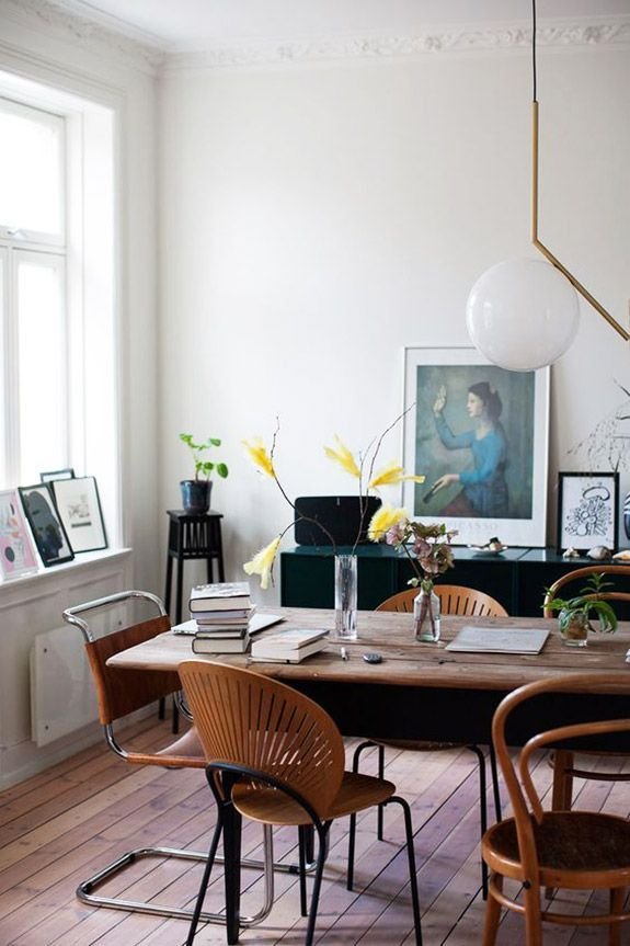 This home belongs to norwegian blogger freelance writer and photographer maja hattvang the also at with inspiration pinterest rh