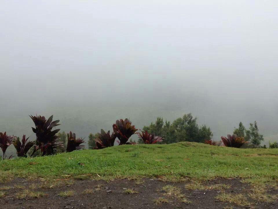 Neblina, Aibonito, Puerto Rico