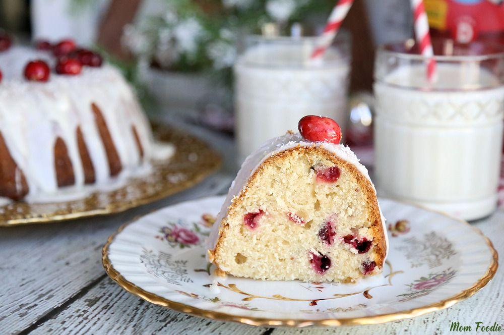 Fresh Cranberry Cake Recipe Cranberry Sour Cream Bundt Cake Cranberry Cake Recipe Cake Recipes Cranberry Cake
