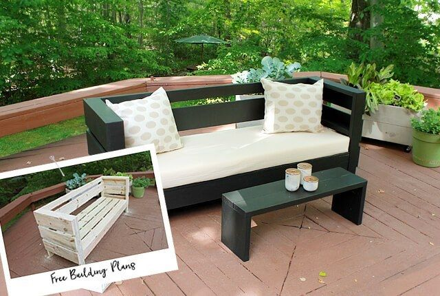 getting creative with making patio furniture awesome futuredesign rh pinterest com