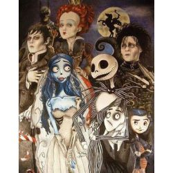 What Tim Burton Character are you? | Sally