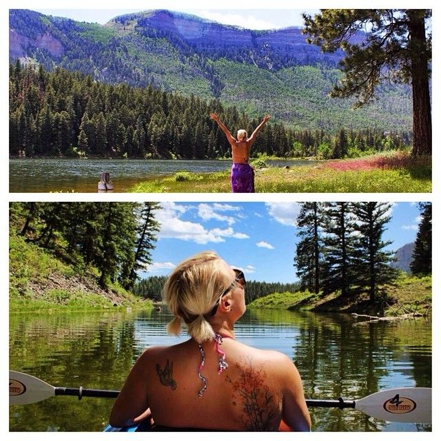 Camp here haviland lake near durango colorado fishing for Fishing in durango co