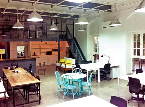 Coworking spaces google search co working spaces Coworking space design ideas