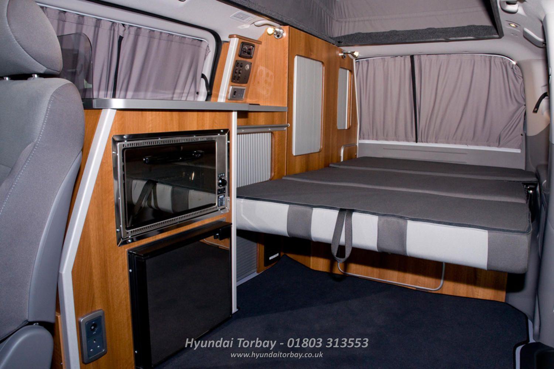 Hyundai Campers - Google Capsule Homes Wheels
