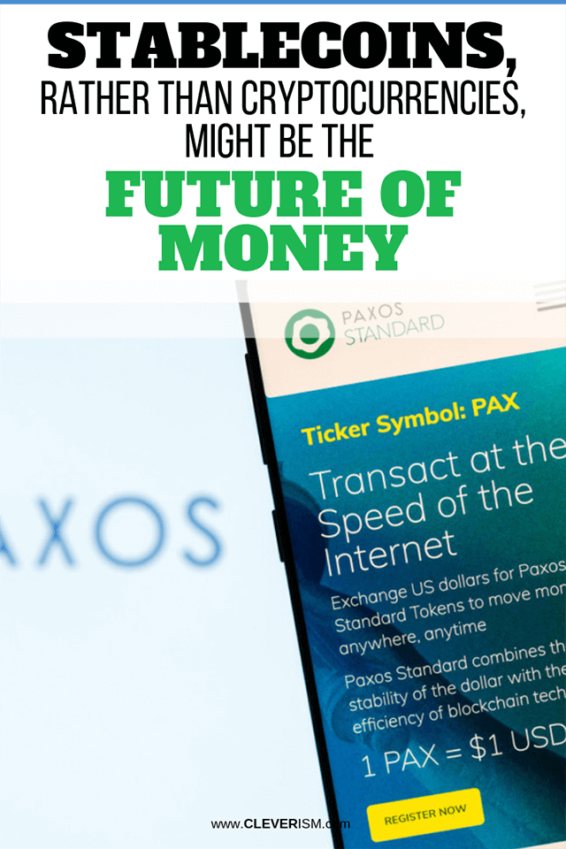 are cryptocurrencies the future of money