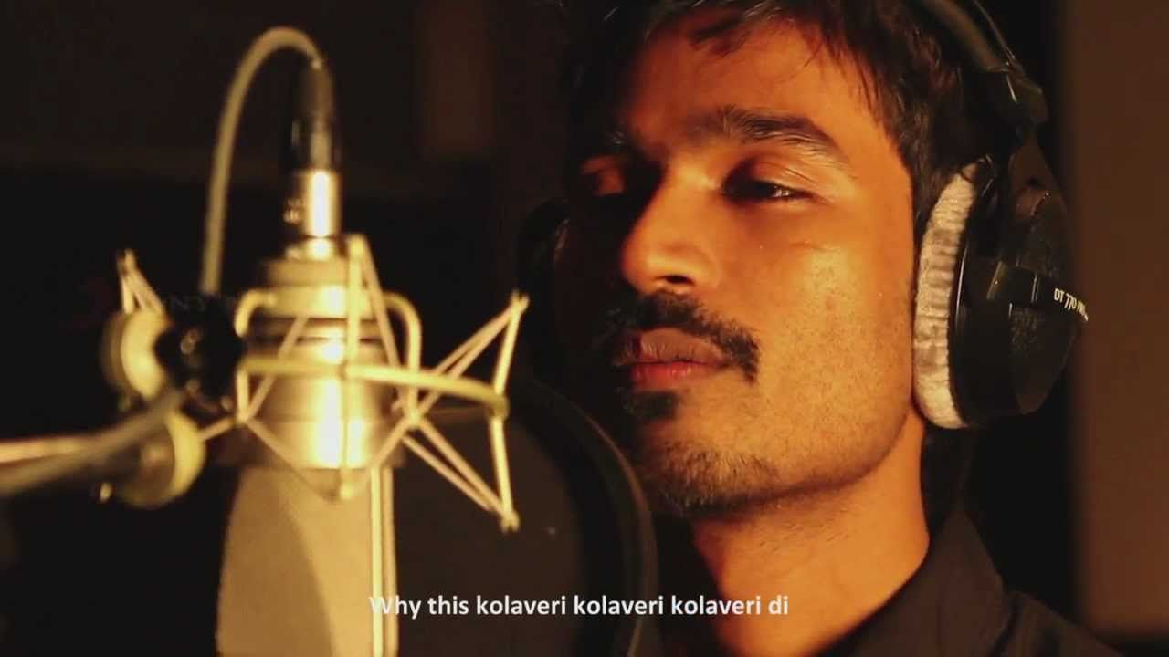 Why this kolaveri di official video | dhanush, anirudh | music.